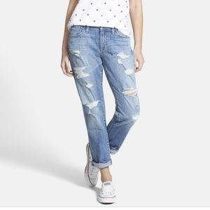 treasure and bond boyfriend jeans